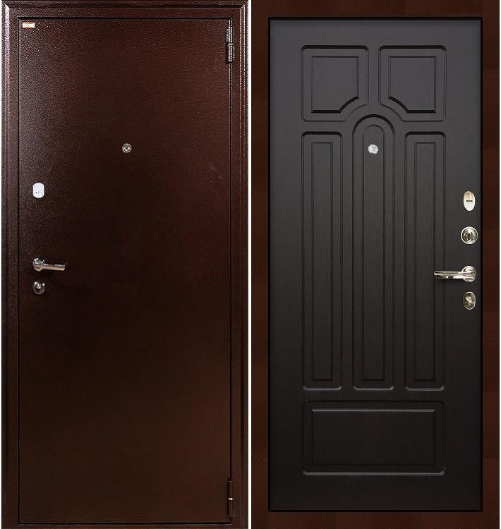 Входная дверь Лекс 1А / Венге (панель №32)