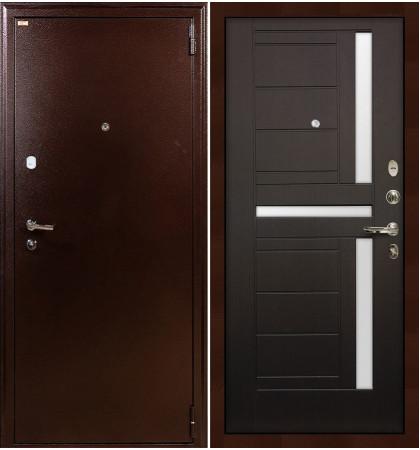 Входная дверь Лекс 1А / Венге (панель №35)
