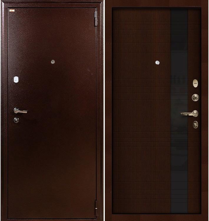 Входная дверь Лекс 1А / Новита Венге (панель №53)