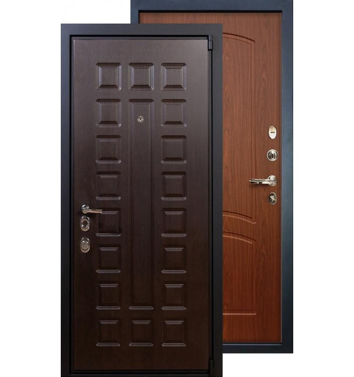 Входная дверь Лекс Неаполь 4А ФЛ-11 (Береза мореная)
