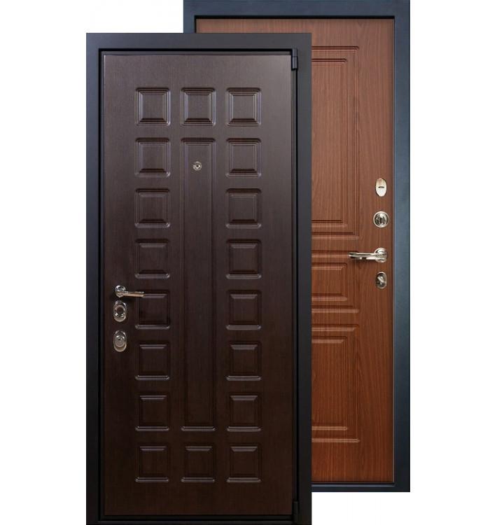 Входная дверь Лекс Неаполь 4А ФЛ-19 (Береза мореная)