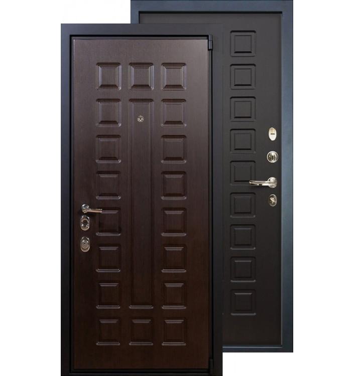 Входная дверь Лекс Неаполь 4А ФЛ-21 (Венге)