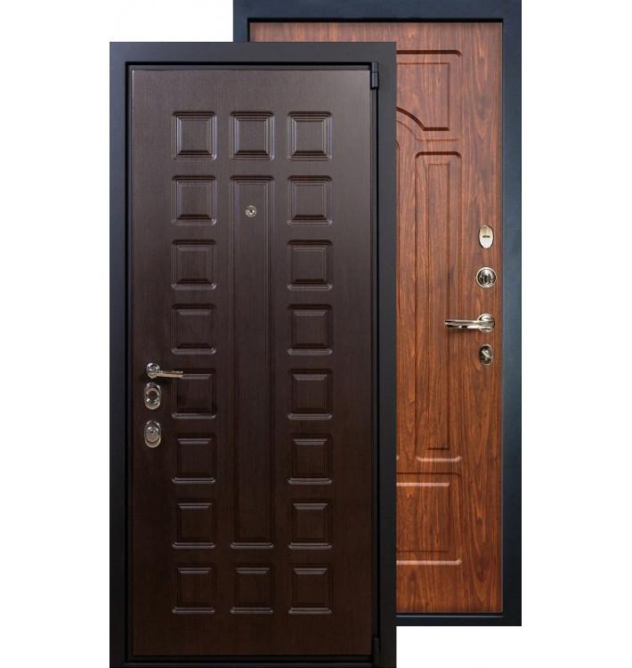 Входная дверь Лекс Неаполь 4А ФЛ-26 (Береза мореная)
