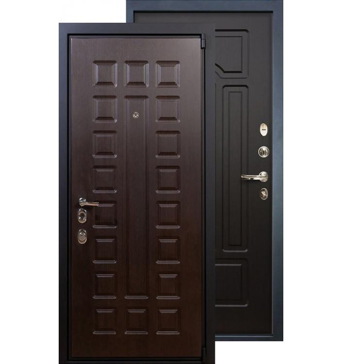 Входная дверь Лекс Неаполь 4А ФЛ-32 (Венге)