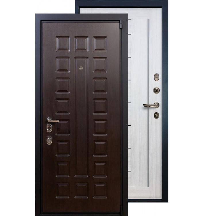 Входная дверь Лекс Неаполь 4А Верджиния (Беленый дуб)