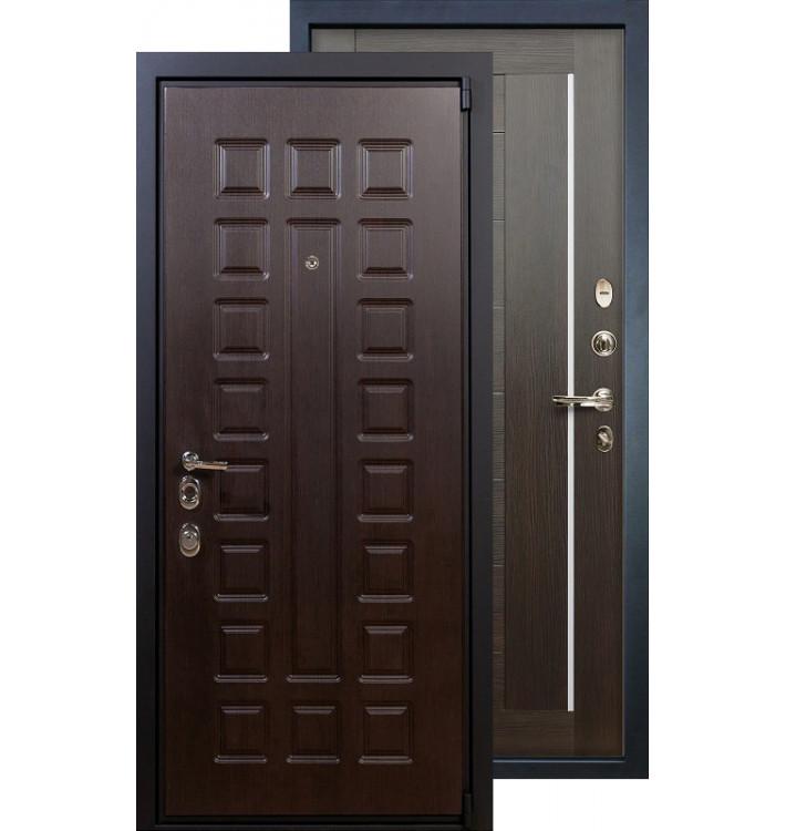 Входная дверь Лекс Неаполь 4А Верджиния (Венге)