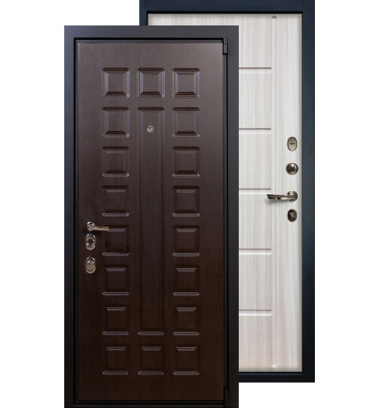 Входная дверь Лекс Неаполь 4А ФЛ-42 (Сандал белый)