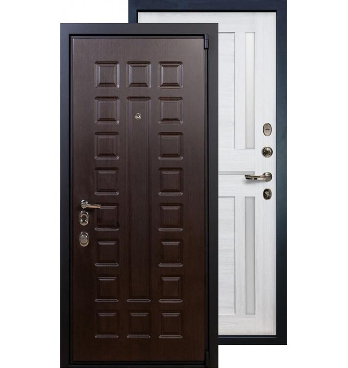 Входная дверь Лекс Неаполь 4А Баджио (Беленый дуб)