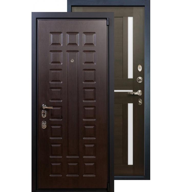 Входная дверь Лекс Неаполь 4А Баджио (Венге)