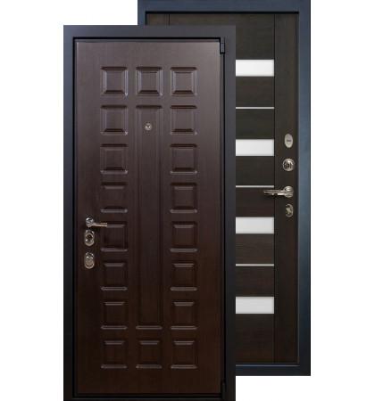 Входная дверь Лекс Неаполь 4А Сицилио (Венге)