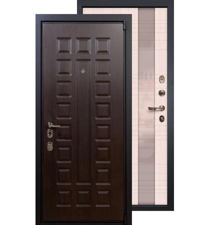 Входная дверь Лекс Неаполь 4А Новита (Беленый дуб)