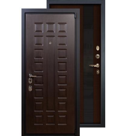 Входная дверь Лекс Неаполь 4А Новита (Венге)
