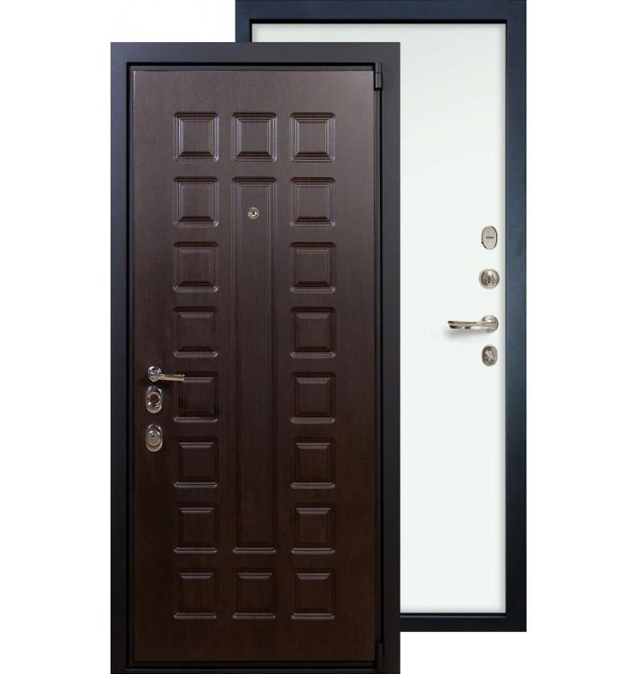 Входная дверь Лекс Неаполь 4А ФЛ-59 (Белый ясень)