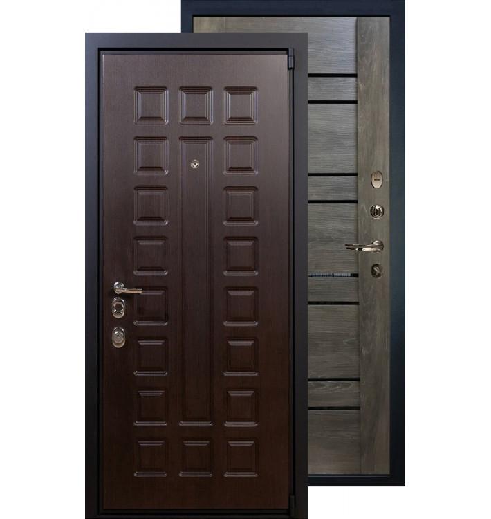 Входная дверь Лекс Неаполь 4А Терра (Графит шале)