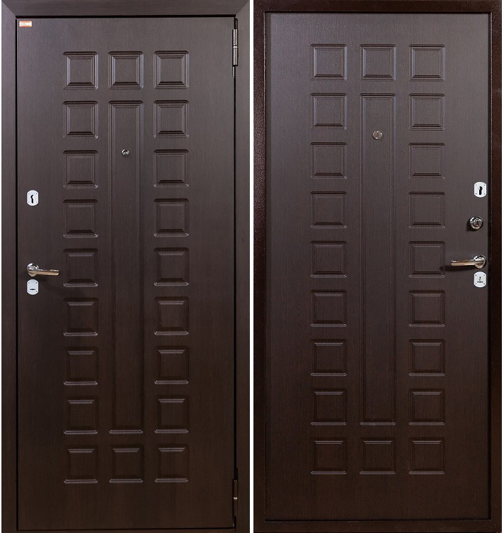Входная дверь Гладиатор Нео (Венге)