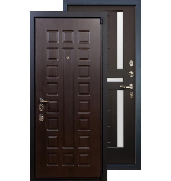 Входная дверь Лекс Неаполь 4А ФЛ-35 (Венге)