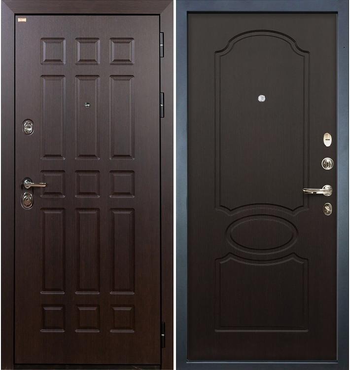 Входная дверь Сенатор / Венге (панель №13)