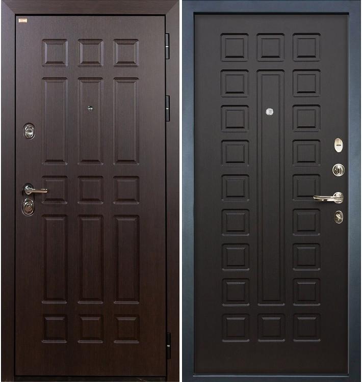 Входная дверь Сенатор / Венге (панель №21)