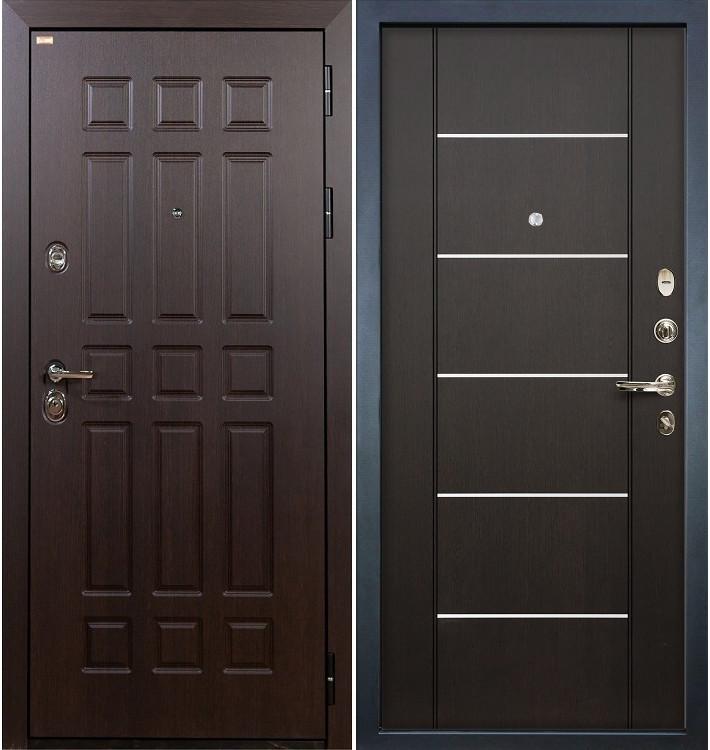 Входная дверь Сенатор / Венге (панель №24)