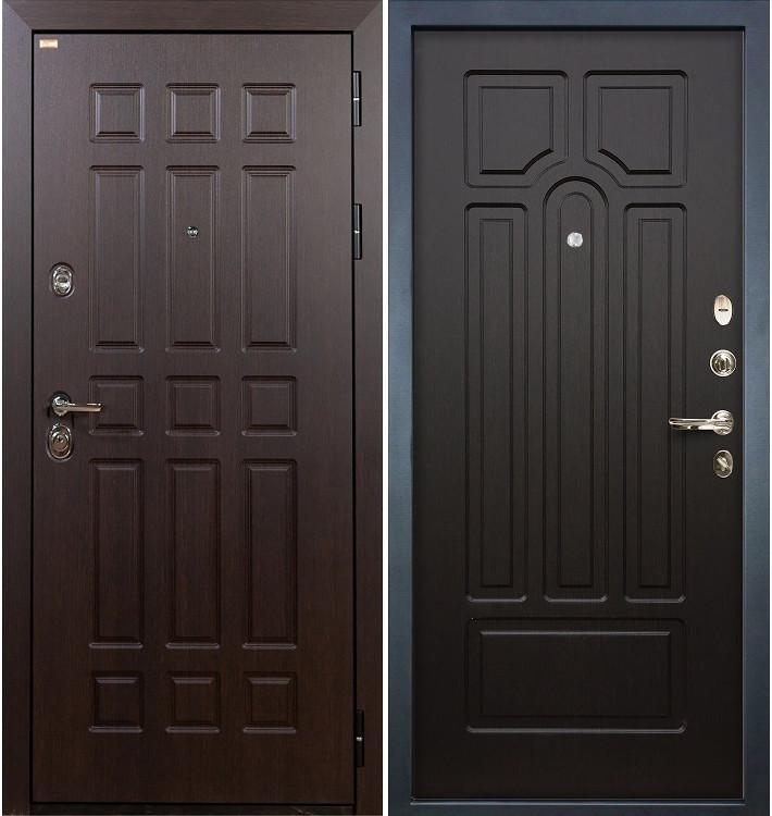 Входная дверь Сенатор / Венге (панель №32)