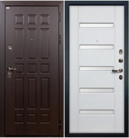 Входная дверь Сенатор / Белый ясень (панель №34)