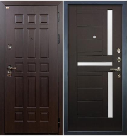 Входная дверь Сенатор / Венге (панель №35)