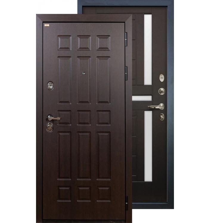 Входная дверь Лекс Сенатор ФЛ-35 (Венге)