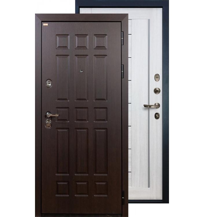 Входная дверь Лекс Сенатор Верджиния (Беленый дуб)
