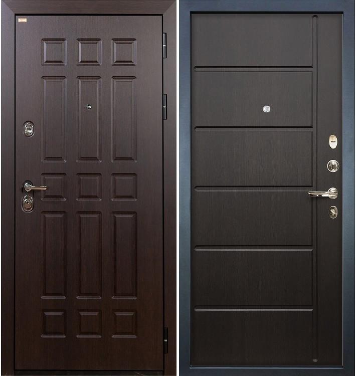 Входная дверь Сенатор / Венге (панель №41)