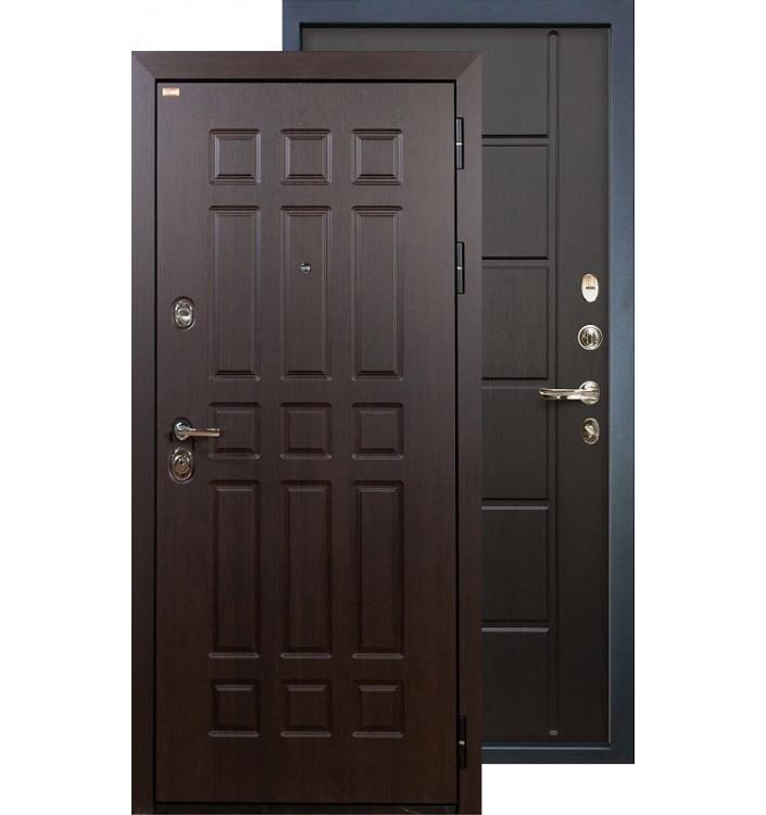 Входная дверь Лекс Сенатор ФЛ-41 (Венге)