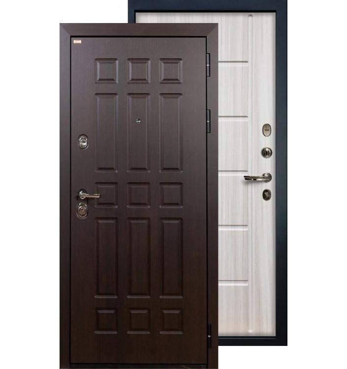 Входная дверь Лекс Сенатор ФЛ-42 (Сандал белый)
