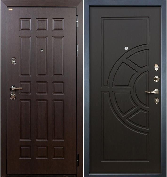 Входная дверь Сенатор / Венге (панель №43)