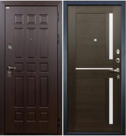 Входная дверь Сенатор / Баджио Венге (панель №50)