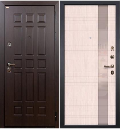 Входная дверь Сенатор / Новита Беленый дуб (панель №52)