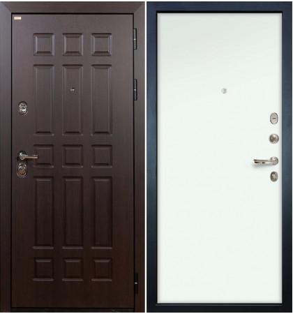 Входная дверь Сенатор / Белый винорит (панель №59)