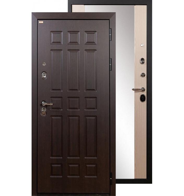 Входная дверь Лекс Сенатор Стиль (Беленый дуб)