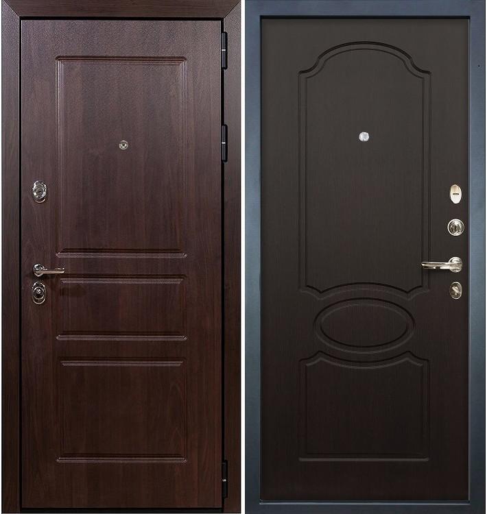 Входная дверь Сенатор Винорит / Венге (панель №13)