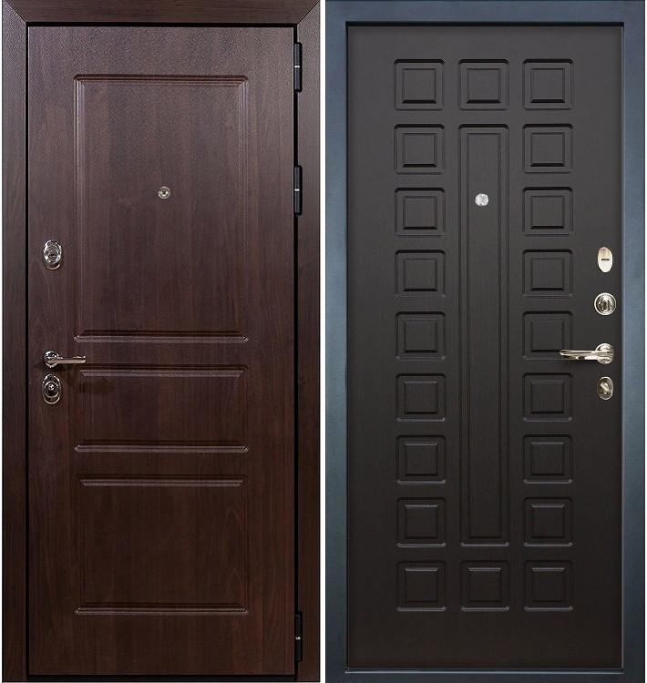 Входная дверь Сенатор Винорит / Венге (панель №21)