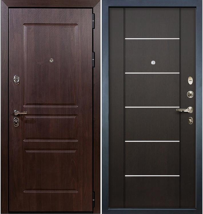 Входная дверь Сенатор Винорит / Венге (панель №24)