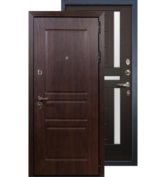 Входная дверь Лекс Сенатор Винорит ФЛ-35 (Венге)