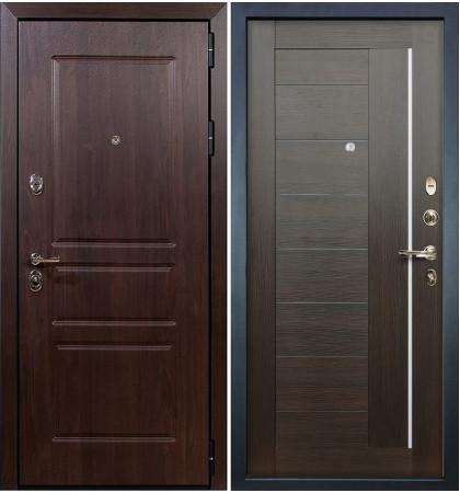 Входная дверь Сенатор Винорит / Верджиния Венге (панель №39)