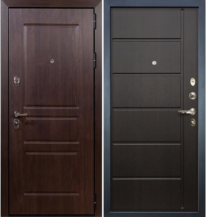 Входная дверь Сенатор Винорит / Венге (панель №41)