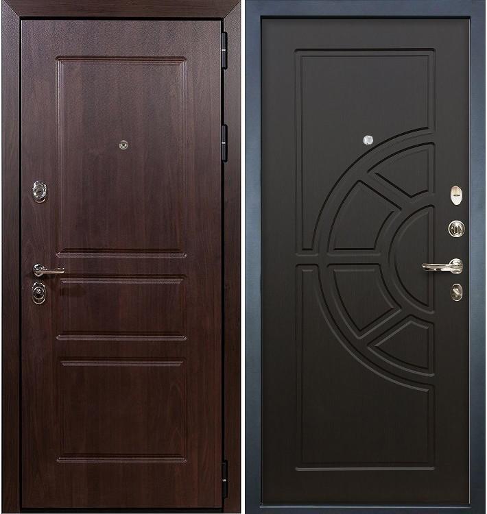 Входная дверь Сенатор Винорит / Венге (панель №43)