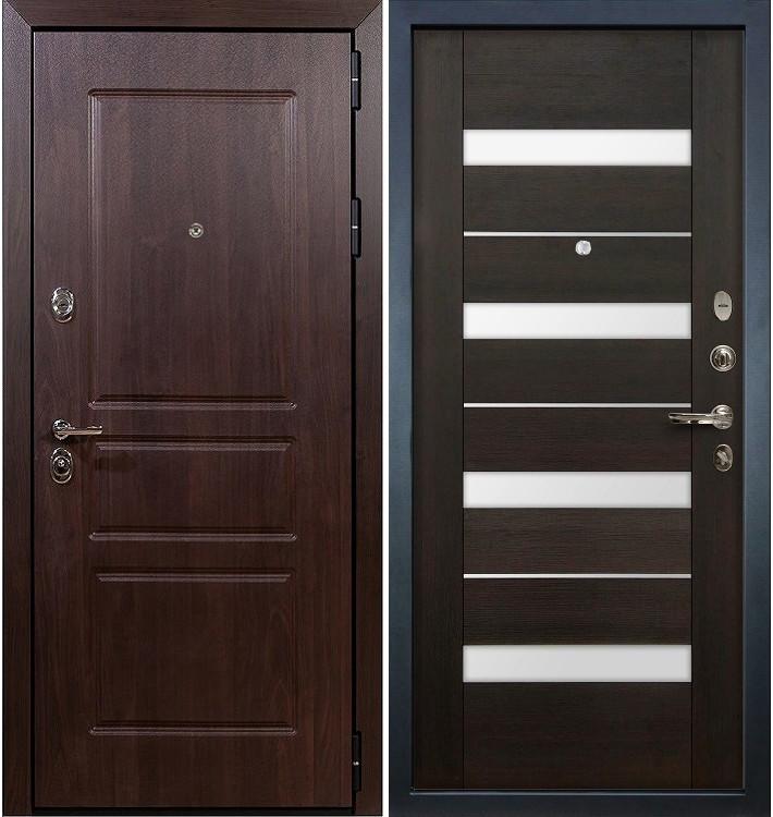 Входная дверь Сенатор Винорит / Сицилио Венге (панель №51)