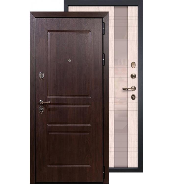 Входная дверь Лекс Сенатор Винорит Новита (Беленый дуб)