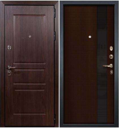 Входная дверь Сенатор Винорит / Новита Венге (панель №53)
