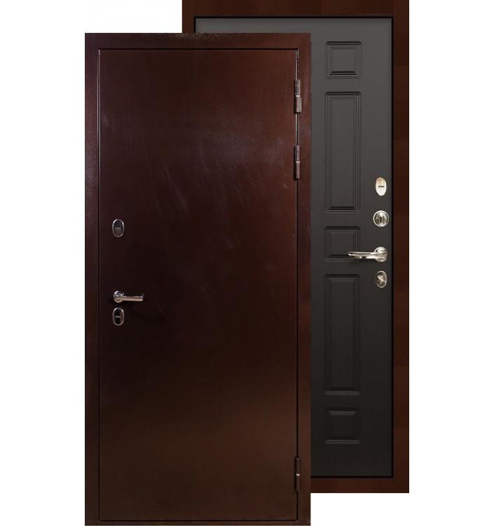 Входная дверь Лекс Термо Сибирь 3К ФЛ-29 (Венге)