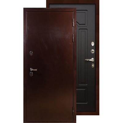 Входная дверь Лекс Термо Сибирь 3К ФЛ-32 (Венге)