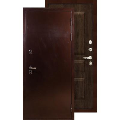 Входная дверь Лекс Термо Сибирь 3К ФЛ-60 (Алмон 28)