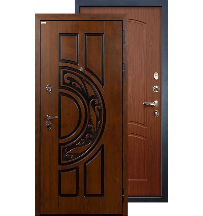 Входная дверь Лекс Спартак ФЛ-11 (Береза мореная)